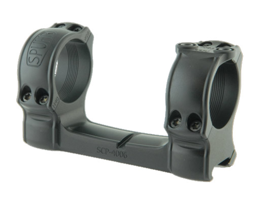 Spuhr Picatinny One-Piece Hunting Mount-34mm-30mm-Hunting - 1 Spuhr Interface