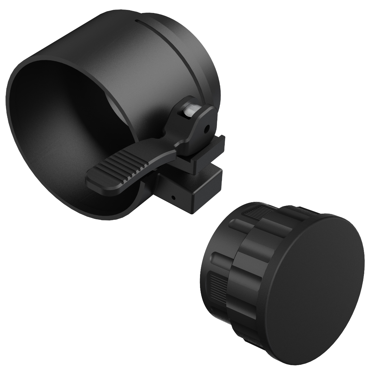 HIK Micro Scope Adaptor 50mm Clamp & Clip-On Lens System