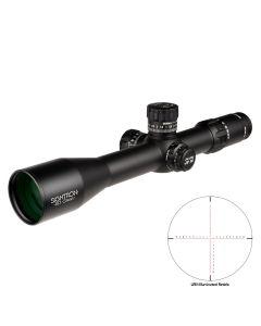 Sightron SVIII ED 5-40x56 FFP Zero Stop 0.1 Mrad Illuminated LRM Rifle Scope