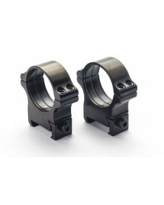 Rusan Steel Picatinny & Weaver rings - 30 mm