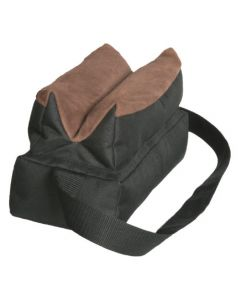 The Outdoor Connection Black Maxum Bench Bag (Unfilled) Optics Warehouse