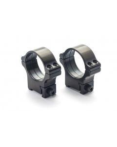 Rusan Steel Roll-off rings - CZ 527 or BRNO Fox - 1 Inch