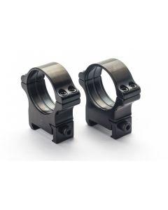 Rusan Steel Picatinny & Weaver rings - 34 mm