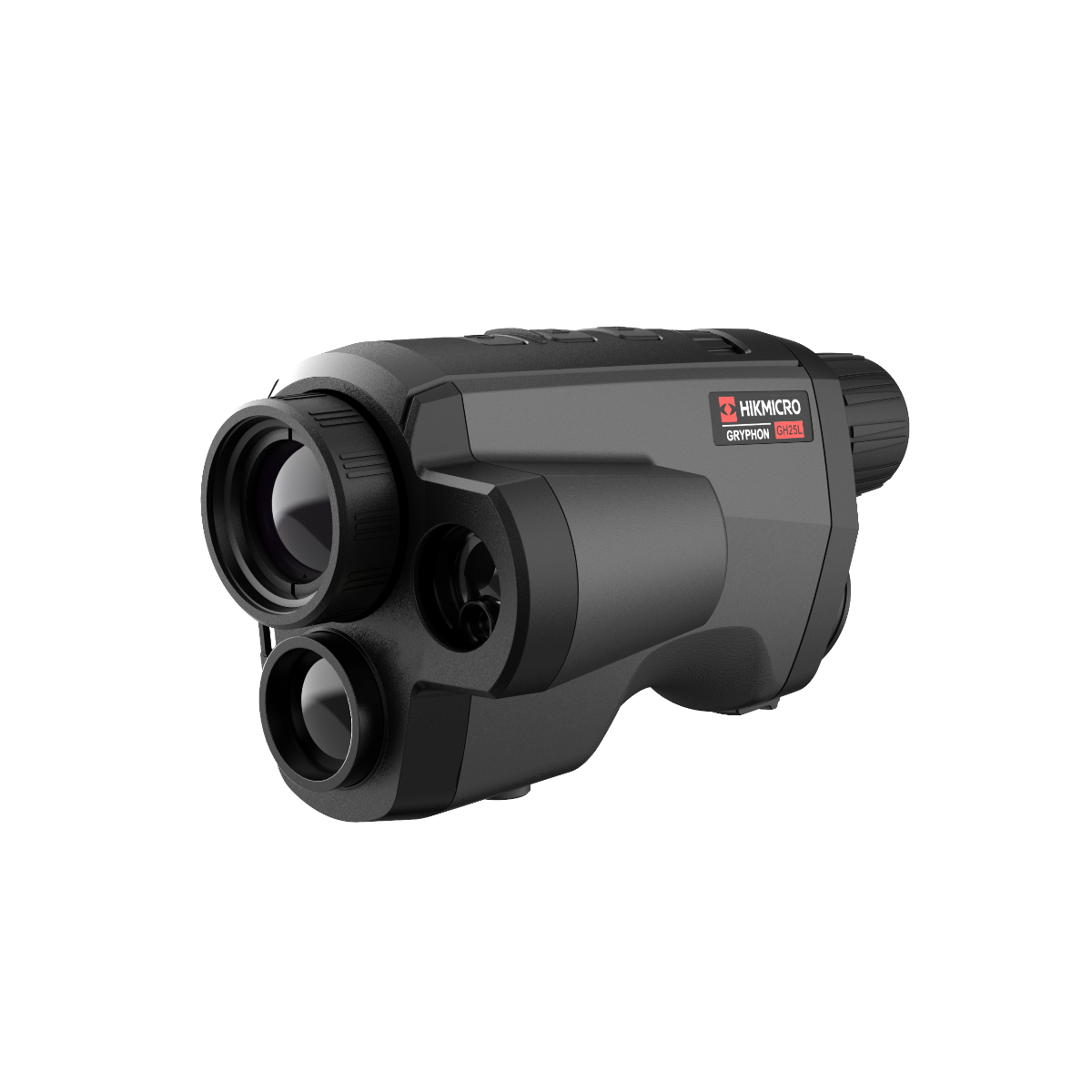 HIKMICRO Gryphon 25mm Fusion Thermal & Optical Monocular With LRF