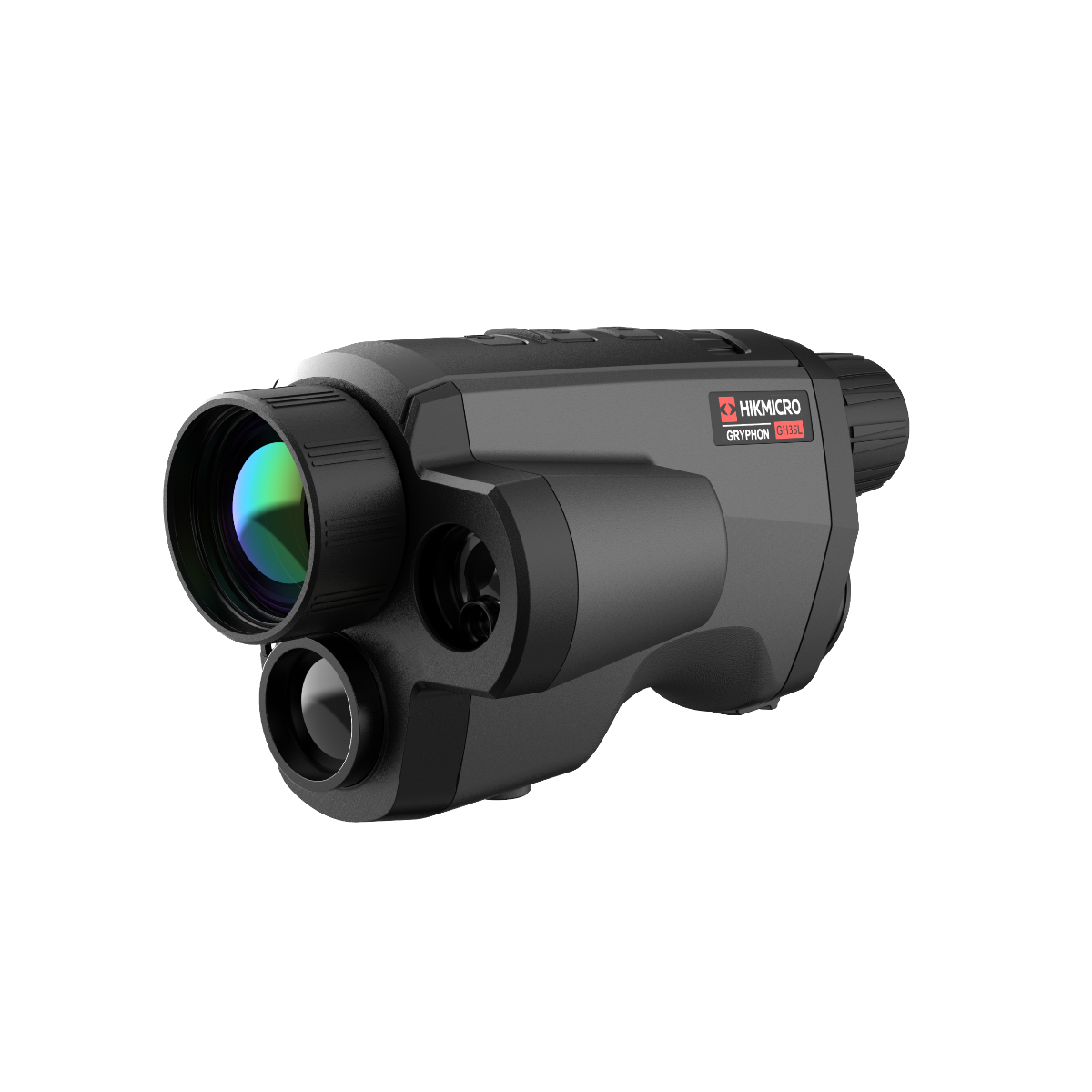 HIKMICRO Gryphon 35mm Pro Fusion Thermal & Optical Monocular With LRF