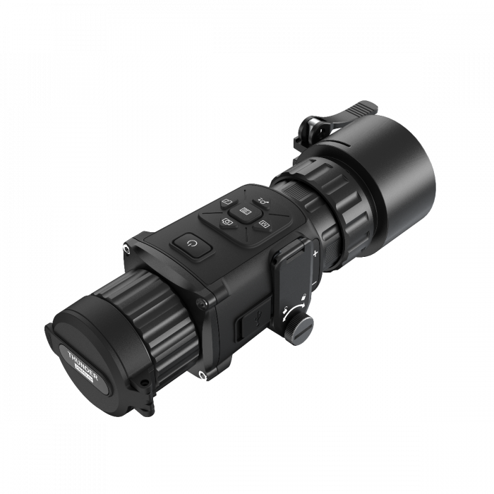 HIK Micro Thunder 35mm 35mK 384x288px 17um Smart Thermal Front Attachment (w/40A, 50A or 60A Scope Clamp)