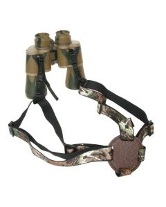 The Outdoor Connection Camo Binocular/Camera Harness