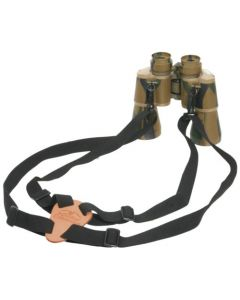 The Outdoor Connection Black Binocular/Camera Harness