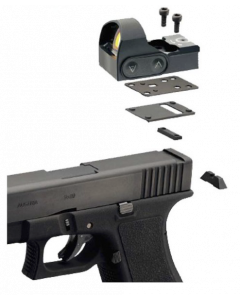 Delta Mini Dot HD mount for Colt 1911