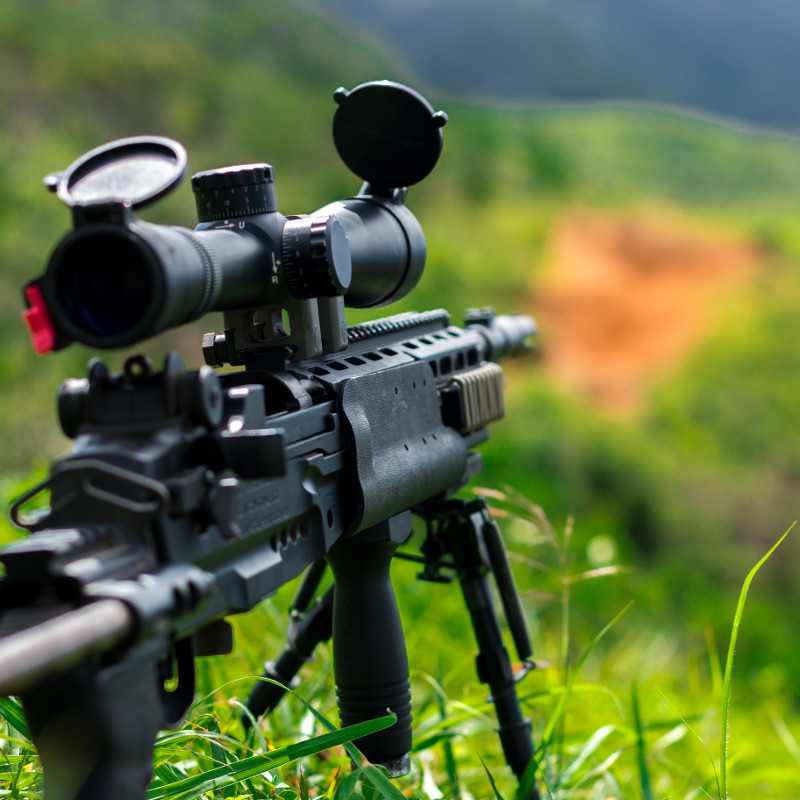Our Favourite Long Range Centerfire Scopes