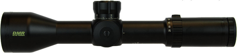 Bushnell Elite Tactical DMR 3.5-21×50 FFP G2DMR Riflescope