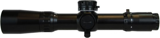 IOR 4-28×50 Recon Illuminated FFP MIL MIL Riflescope